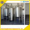 1000L Behälter-kleines Bier-Brauerei-Gerät der Fertigkeit-zwei für Verkauf