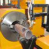 Stahlrohrleitung-Maschinerie CNC-Plasma-Flamme-Rohr-Ausschnitt-Maschine