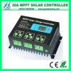 30A 12/24V Auto MPPT Solar Charge Controller (qw-MT30A)