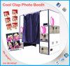 Hi-Tech High Quality Photo Quiosco de cabina de la foto negocio de alquiler