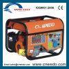 Generador de la gasolina de Wd1500-5 4-Stroke para el uso casero