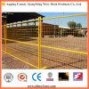 Rete fissa rivestita della rete metallica del PVC dell'acciaio a basso tenore di carbonio