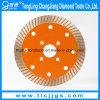 Lâmina de serra circular de diamante de 14 para concreto de corte molhado