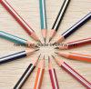 Crayon en bois de baril de bande de triangle avec la qualité