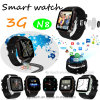 3G WCDMA Android système WiFi Smart Watch (N8)