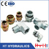 Adaptateur hydraulique de pipe de producteur professionnel