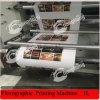 Vier Farbe PlastikFlexo Druckmaschinen (CER)