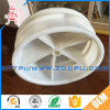 Nr SBR VitonのShoreaの一輪車の固体ゴム製車輪