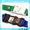 Azionamento della penna del USB della sagola con stampa di marchio (ZYF1205)