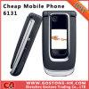 Cámara del teléfono móvil Java+FM+Bluetooth+1.3MP del tirón de la original 6131