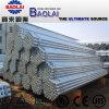 ERW Galvanized Steel Pipe как конструкционные материал