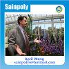 Easilly는 꽃을%s 정원 온실을 설치했다