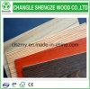 Precio de Fábrica-Directa 8-25mm Grado del mobiliario Tablero aglomerado Tablero de partículas