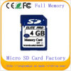Reales Memory 4GB Sd Card Camera Storage Card