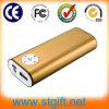 Shell USB van het metaal de Dubbele Bank van de Macht van de Interface Mobiele met Smartphone