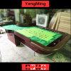 Профессиональная таблица рулетки казина с люкс 20 предназначенным деревянным колесом может быть изготовленный на заказ (YM-RT06)