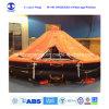Iacs Kraanbalk lanceerde de Opblaasbare Reddingsboot van het Type van D van het Reddingsvlot