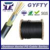 Openlucht Optische Kabel 24 Kern GYFTY van de Vezel