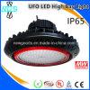 Lâmpada Industrial 500W Luz High Bay LED com alta qualidade