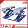 Самая лучшая продавая фабрика дешевое Suplly Guangli Scissor подъем для подниматься ремонта автомобиля