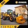 2017 neuer Blick XCMG 5 Tonnen-heiße Verkaufs-Rad-Ladevorrichtung Zl50gn für Sudan