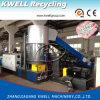 LDPE/HDPE Film-granulierende Maschine/Plastikextruder-/Strangpresßling-Zeile