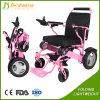 Los cabritos utilizan el sillón de ruedas plegable eléctrico con Ce y la aprobación del FDA