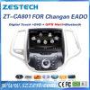 Coche doble DVD GPS del estruendo para Changan Eado con el audio de radio