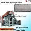 Automatische Blasformen-Maschine für 1500L IBC Totes