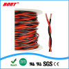 Dekorativer verdrehter elektrisches kabel-umsponnener Beleuchtung-Draht