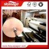 Второй Стороны машины для нарезки Jumbo Frames рулон бумаги передачи с термической возгонкой