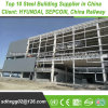 Un buen servicio de resistencia al fuego edificios y estructuras de acero