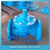 Чугунный корпус управляющего клапана гидравлической системы