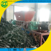 Máquina de destrozo inútil de la trituradora para la basura