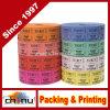 Billets de tirage - (4 rouleaux de 2000 Billets double) 8, 000 Total 5050 billets de tirage (4 couleurs assorties) (420079)