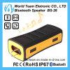 Altavoz impermeable portable sin hilos audio de Bluetooth 4.0 incorporados al por mayor de los multimedia del amplificador mini