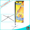 Publicidade Telescopic Teardrop Beach Flag Pole Base