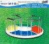 Colorir o equipamento ao ar livre Hf-21308 do campo de jogos do equipamento da aptidão da plataforma giratória