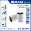 3/8  Kontaktbuchse des Laufwerk-Metric/SAE Handwerkzeug