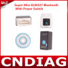 2014 nuovo Super Mini Elm327 Bluetooth OBD-II OBD Can con Power Switch