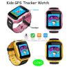 Seguridad intermitente Ver GPS Tracker para niño/a los niños con la cámara D26c