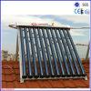 Tubo de calor dividida coletor solar para a construção