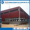 Atelier galvanisé par fabrication préfabriquée de structure métallique de coût bas