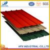 Листы металла плакирований крыши/стены цвета Corrugated стальные