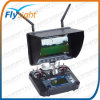Flysight Diversity 7  Wireless Radio LCD Monitor New 5.8g Dual Receiver