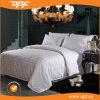Хлопка гостиницы самомоднейшей конструкции комплект постельных принадлежностей нашивки роскошного 5star белый