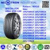 Neumáticos del vehículo de pasajeros de Wh16 225/45r17Chinese, neumáticos de la polimerización en cadena