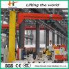 Entrepôt 3t Crane Electric Hoist Lifting Jib Crane