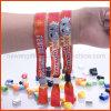 Fabric feito sob encomenda Wristbands para Festival (PBR004)