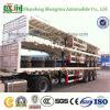 40FT 45FT Semi Aanhangwagen van de Container van de Chassis van de Container 3axle Flatbed